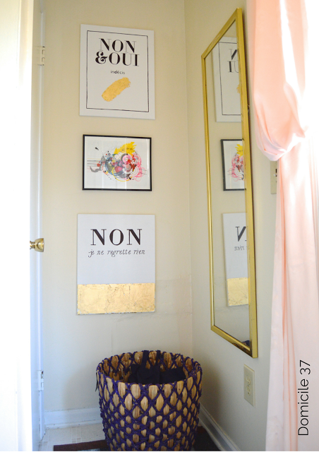 Before & After: Foyer