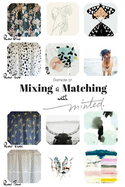 Mixing & Matching with Minted