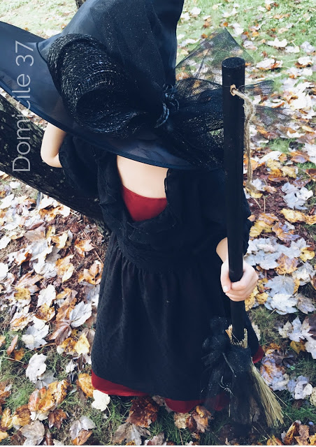 Thrifted Halloween- Domicile 37