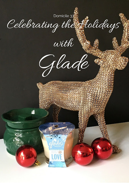 Celebrating the Holidays with Glade