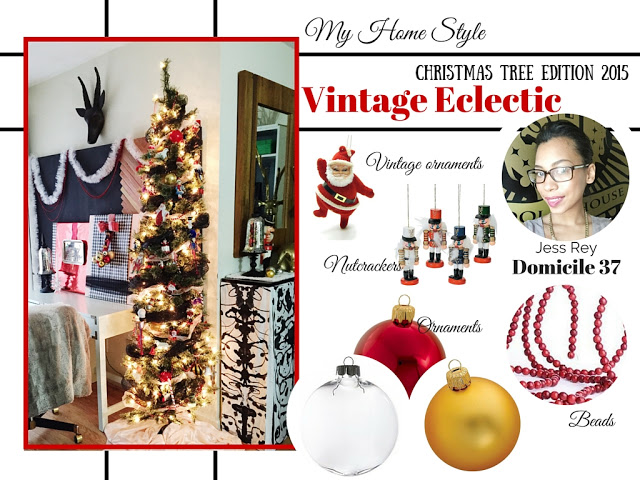 My Home Style: Christmas Tree Edition 2015