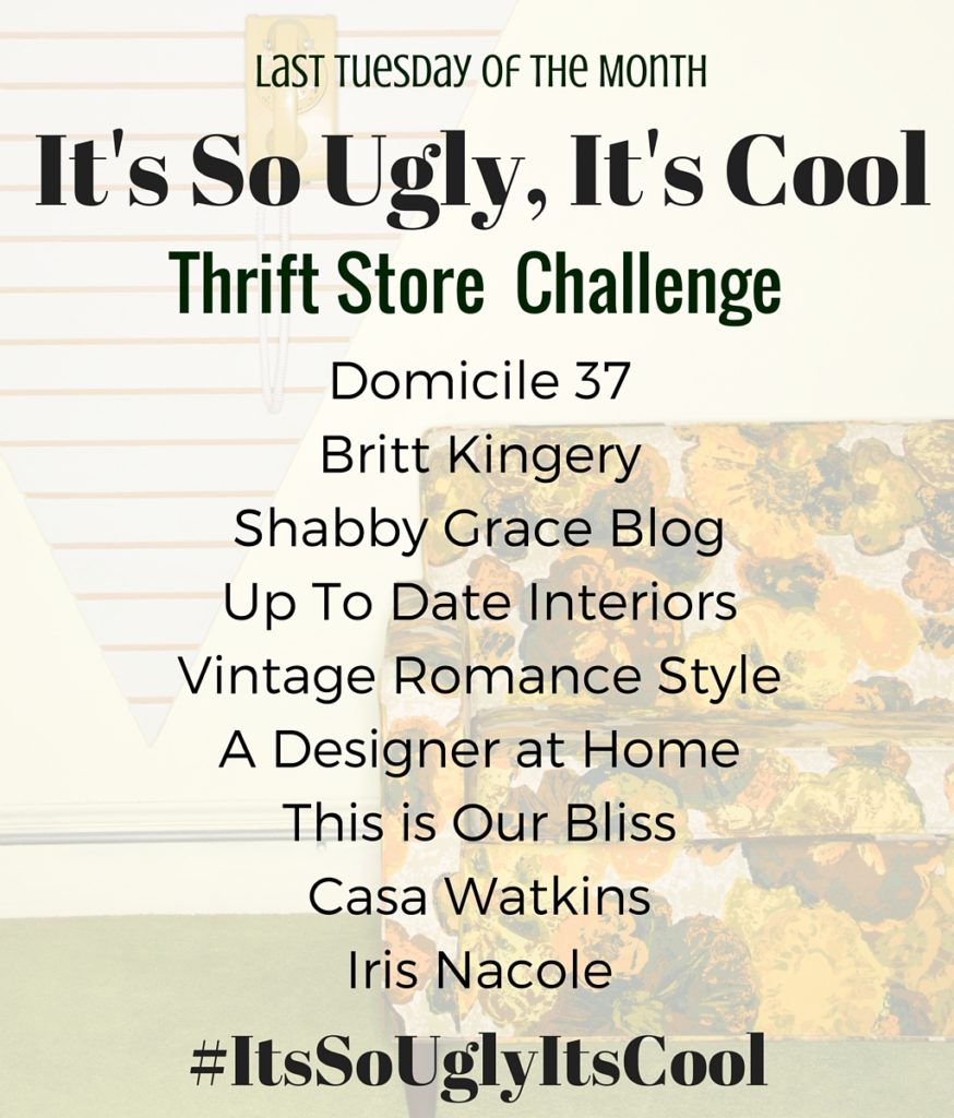 It's So Ugly, It's Cool, It's So Ugly, It's Cool thrift store challenge, Thrifted finds, Repurposed Wall Art, DIY, DIY Magazine Collage Wall Art, Fashion Collage Art, Domicile 37, Eclectic dining room, Eclectic Edge, Vogue Magazine