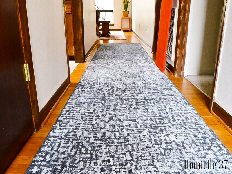 DIY Kate Spade Inspired Fairfax Rug
