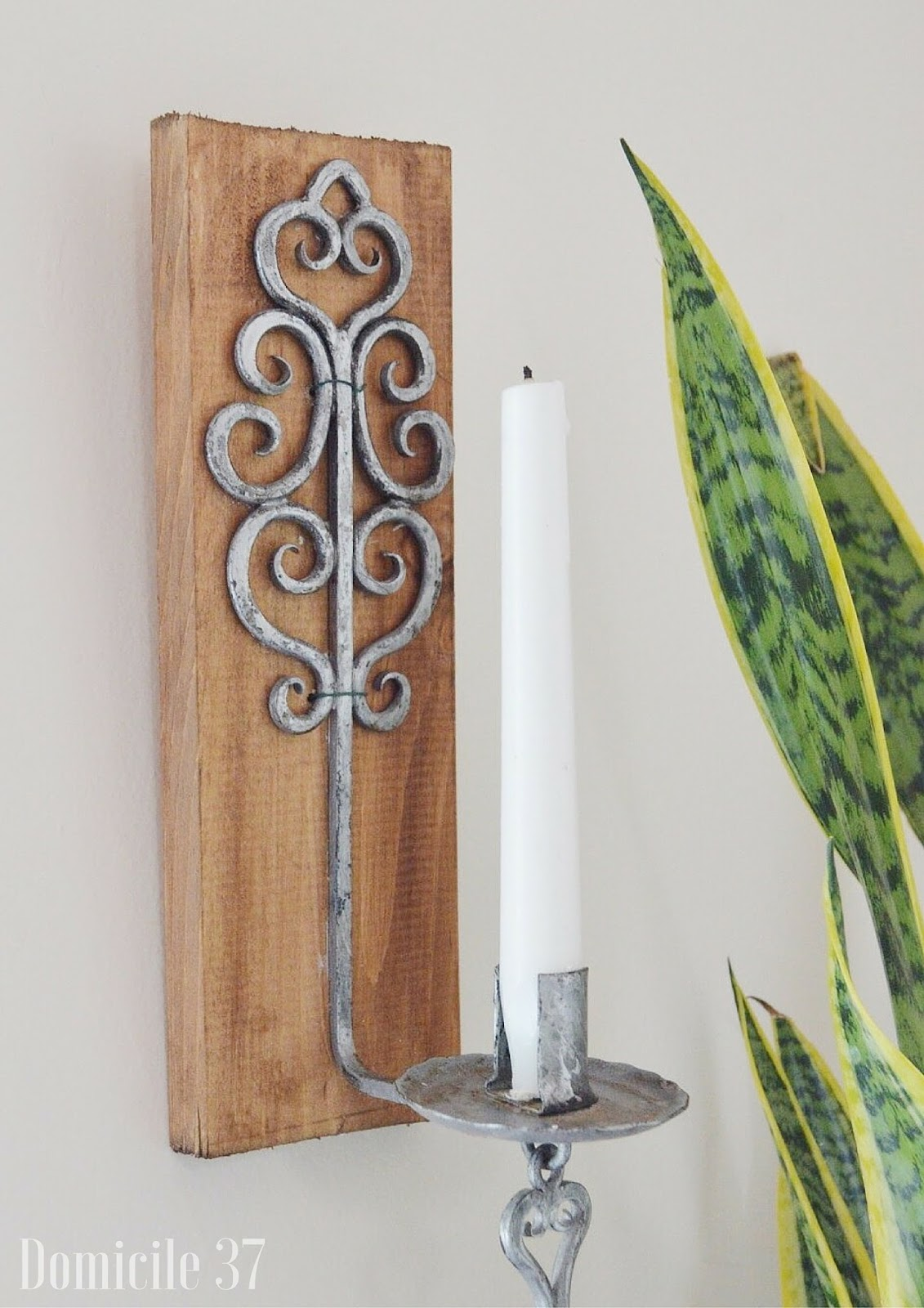 Knock It Off DIY: World Market Inspired Candle Holder