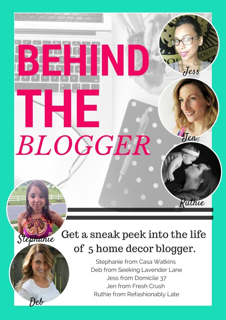 Domicile 37, Behind the Blogger, My Style 101, Vintage Eclectic Edgy Style,