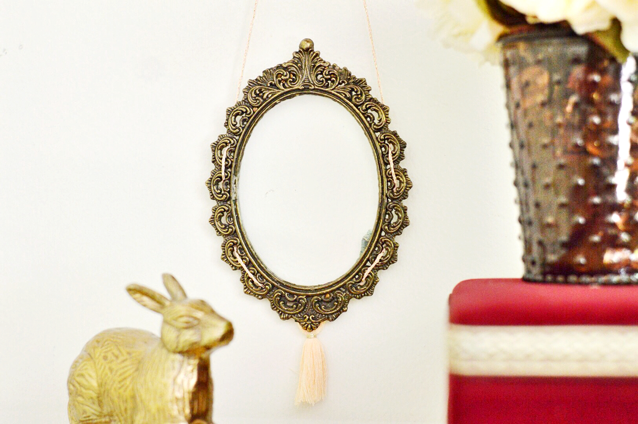 Inspired By DIY: Anthropologie Royal Theater Frame