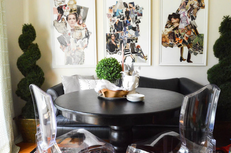 New Year, New Room Refresh Dining Room Reveal