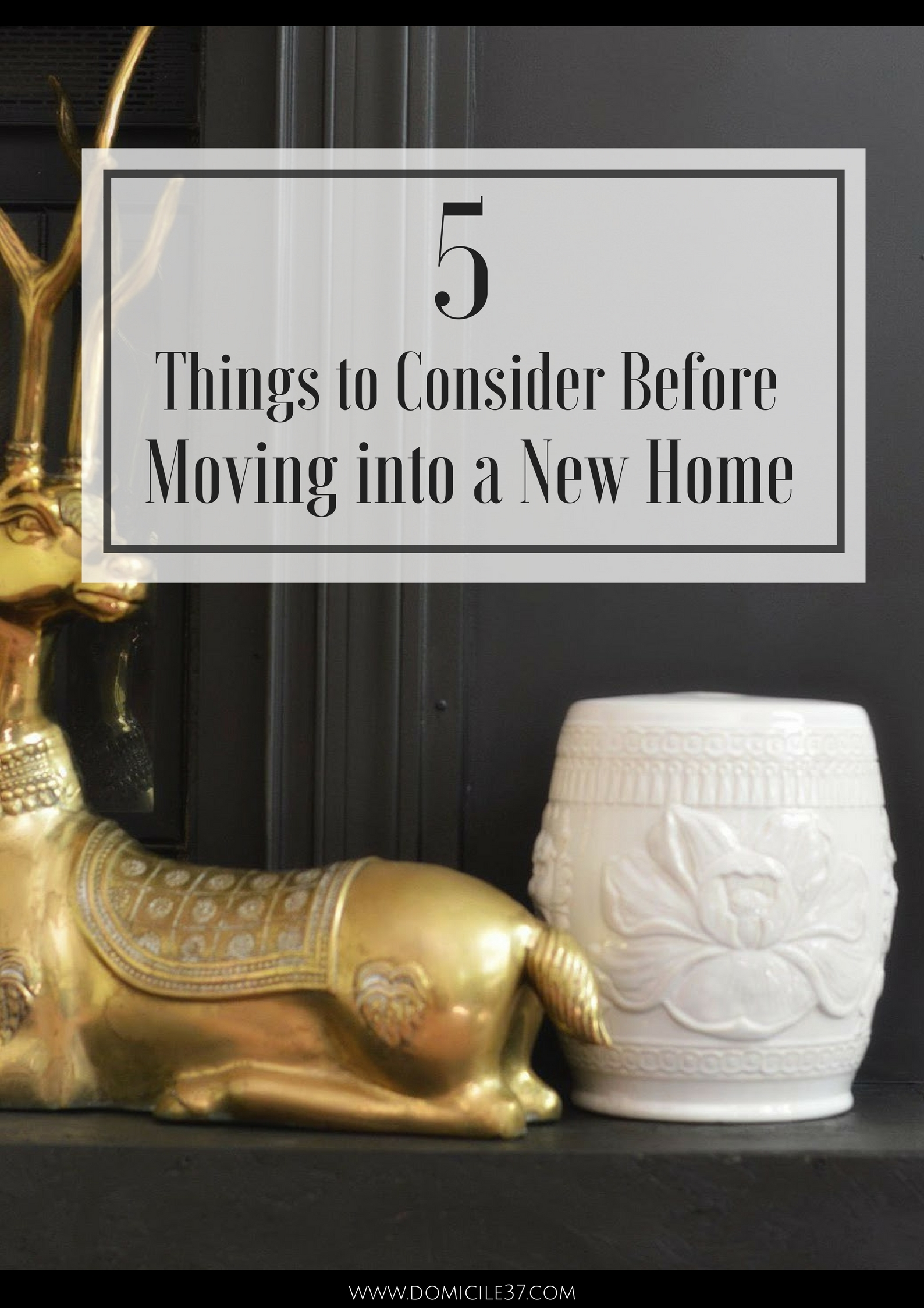 5 tips to help with your next move or if you are a first time home-buyer things to take into consideration | From moving to decorating everything you need to know
