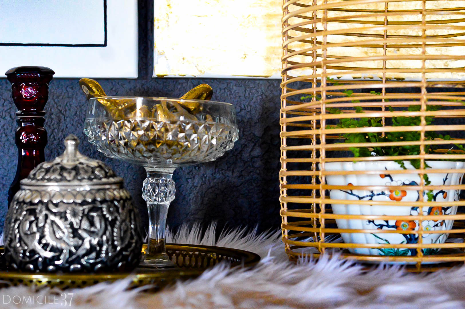 My Home Style | Mix and Match Vintage Decor