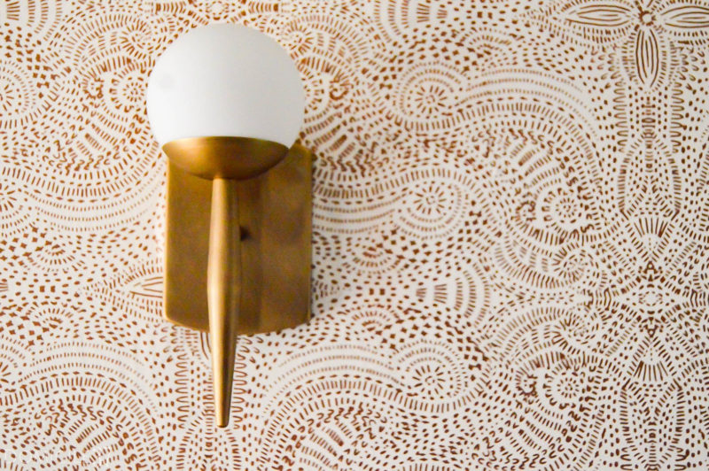 12 Eclectically Chic Sconces Under $400