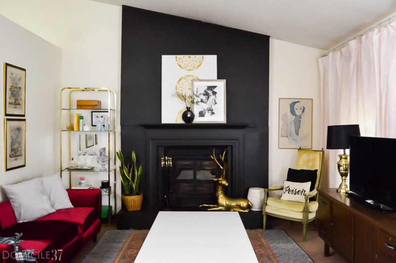 3 Rental Approved Hacks for the Living Room