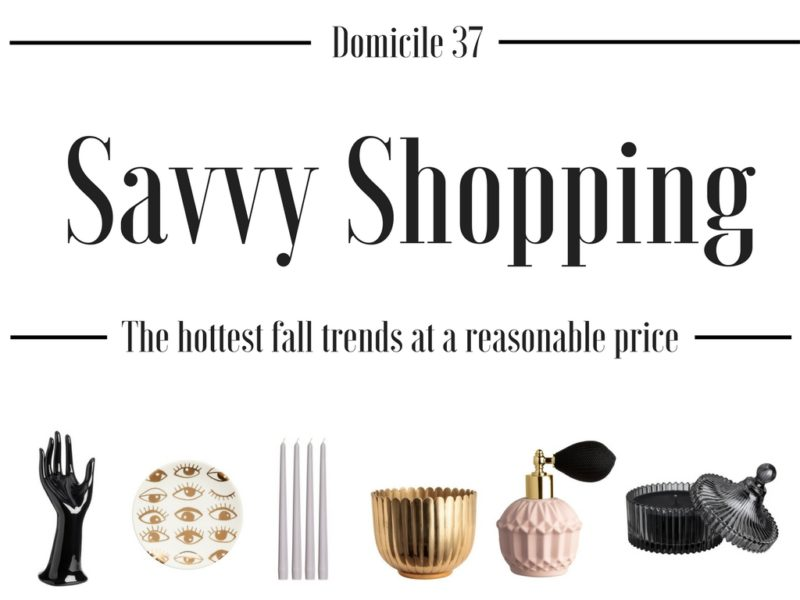 Shop this post | H&M Fall 2017 Hotpicks | Trendy fall decor
