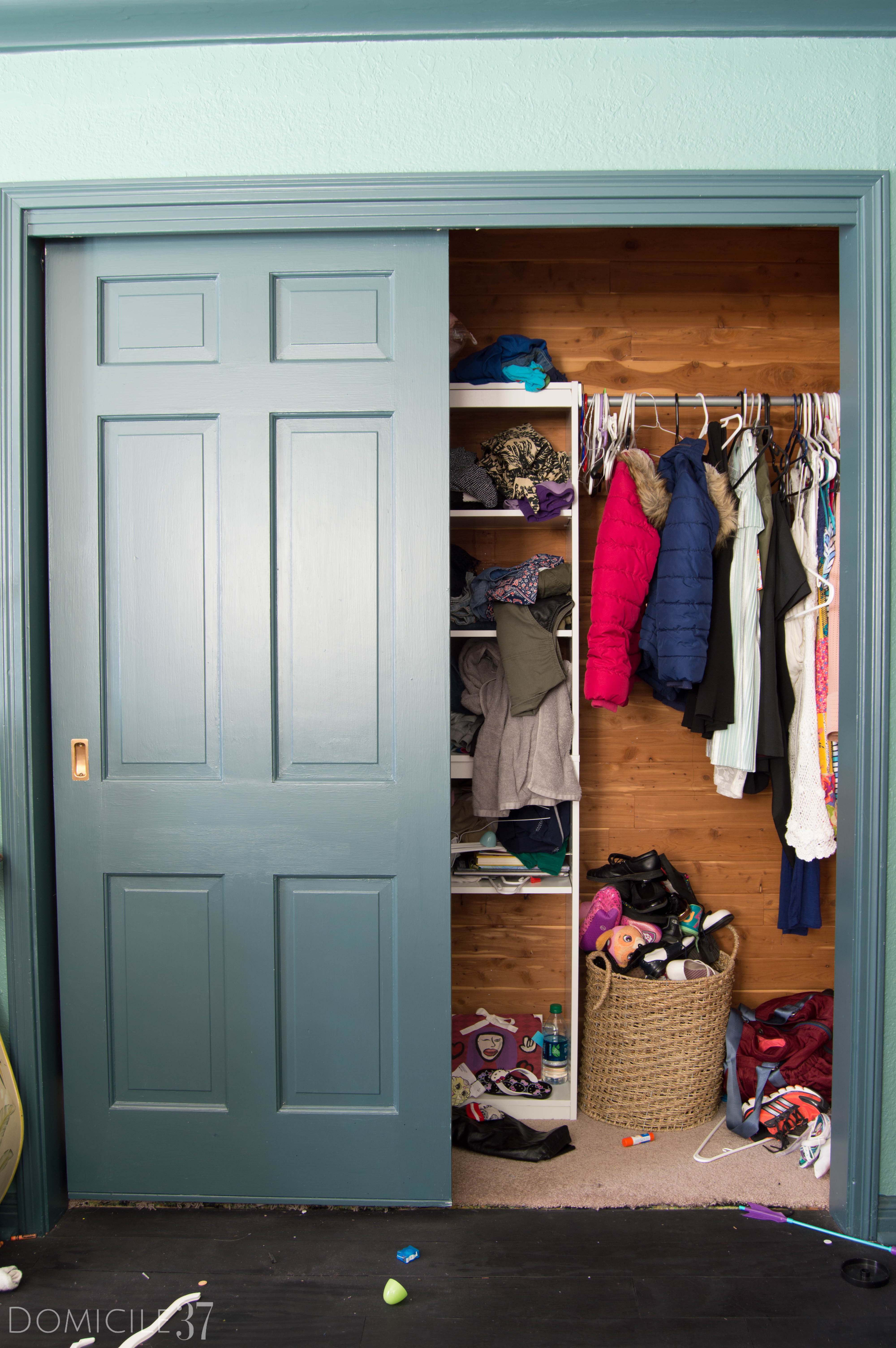 Organizing A Shared Kids' Closet With California Closets