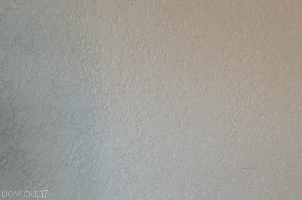 Painting textured walls, Simplifying the way you paint walls